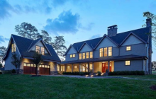 $3.195 Million Newly Built Shingle & Stone Home In Philadelphia, PA
