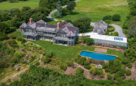 $69 Million Oceanfront Mansion In East Hampton, NY