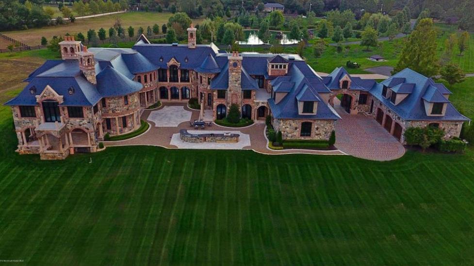 New Jersey  Million Dollar Home