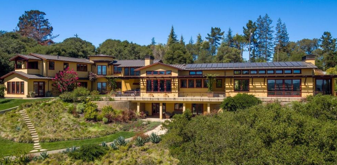 14 98 Million Estate In Portola Valley Ca Homes Of The