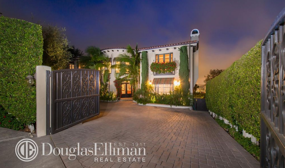 $3.15 Million Tuscan Inspired Home In Sherman Oaks, CA
