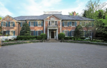 $9.9 Million Estate In Short Hills, NJ