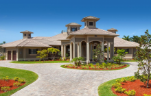 $5.3 Million Waterfront Home In Marco Island, FL