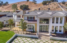 $21.995 Million Newly Built Estate In Hidden Hills, CA
