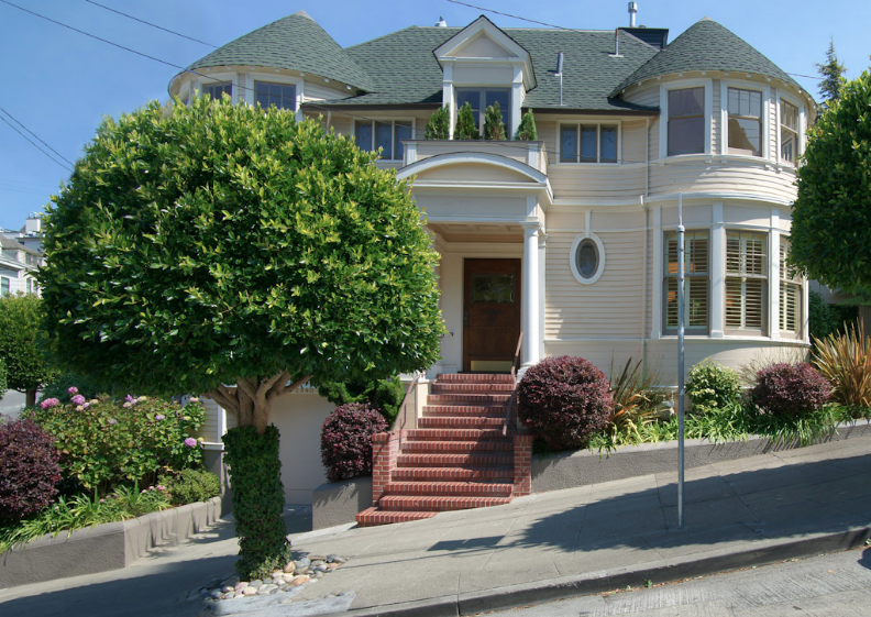 The Mrs. Doubtfire House In San Francisco Listed For $4.45 Million