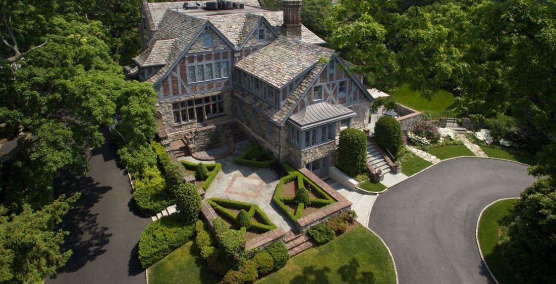 $13.75 Million Historic English Manor In Bronxville, NY