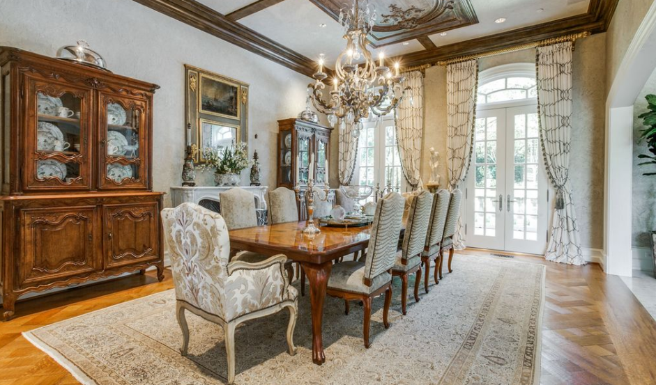 115 Million French Country Mansion In Dallas TX