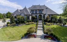 $2.9 Million Brick Mansion In Franklin, TN