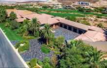 23,000 Square Foot Single Story Mega Mansion In Henderson, NV