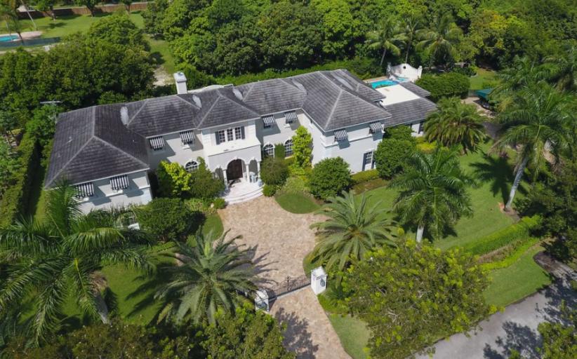 $4.3 Million Mansion In Pinecrest, FL
