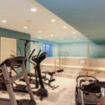 Gym & Indoor Pool
