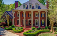 10,000 Square Foot Brick Mansion In Duluth, GA