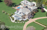 15,000 Square Foot Historic Mansion In Quogue, NY