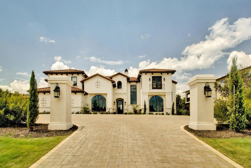 $2.37 Million Newly Built Stucco Home In Austin, TX