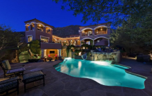 $4 Million Spanish Style Mansion In Scottsdale, AZ With 2 Pools