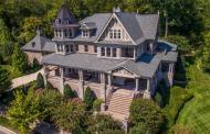 $2.895 Million Victorian Mansion In Franklin, TN