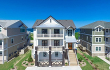 $2.3 Million Newly Built Oceanfront Home In Corolla, NC
