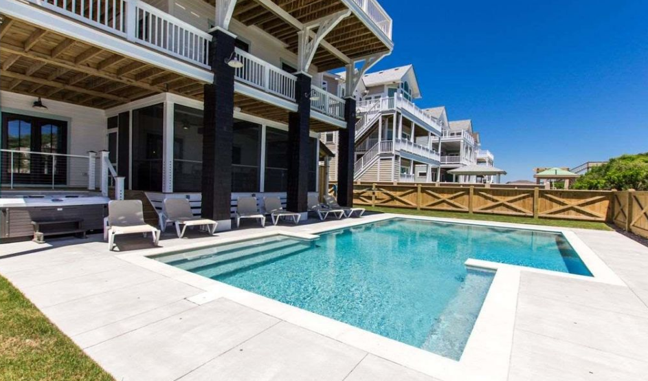 23 Million Newly Built Oceanfront Home In Corolla Nc Homes Of