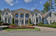 15,000 Square Foot Mansion In Lynnfield, MA