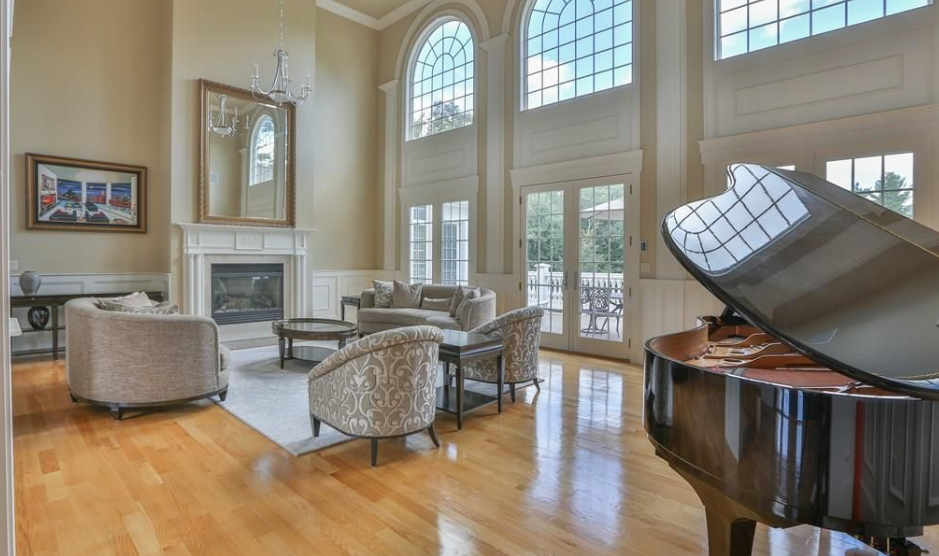 15 000 Square Foot Mansion In Lynnfield Ma Homes Of The