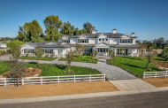 Kylie Jenner Buys $12 Million Mansion In Hidden Hills, CA