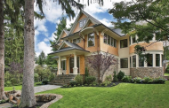 $4.495 Million Newly Built Shingle & Stone Home In Newton, MA