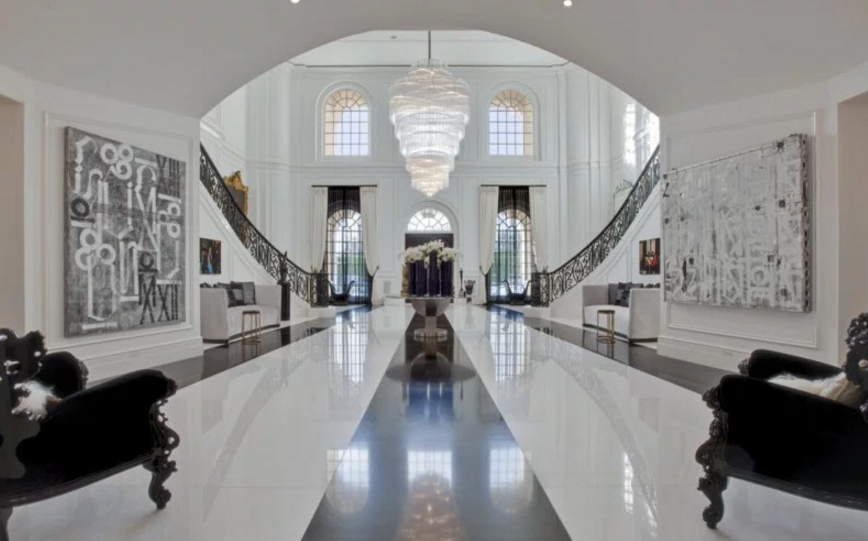 The manor in los angeles ca listed for 200 million - 5 bedroom house for sale los angeles ...