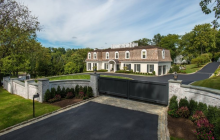 $6.75 Million Estate In Greenwich, CT