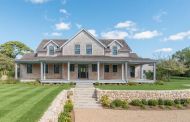 $6.45 Million Newly Built Shingle Home In Nantucket, MA