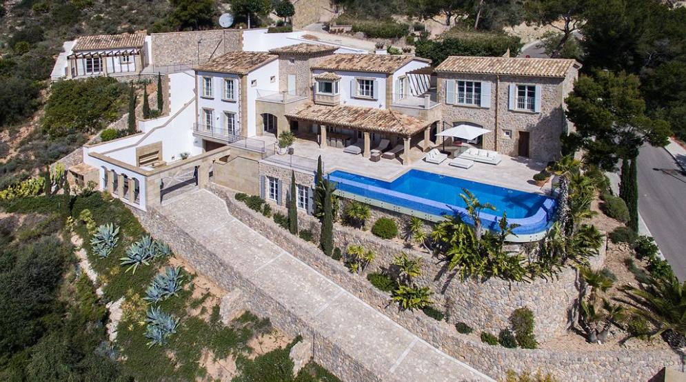 €9.8 Million Villa In Mallorca, Spain