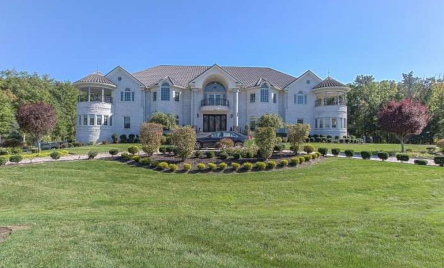 13,000 Square Foot Brick Mansion In East Brunswick, NJ