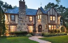 $2.895 Million Tudor Home In Edina, MN