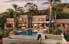$8.875 Million Contemporary Home In Santa Barbara, CA