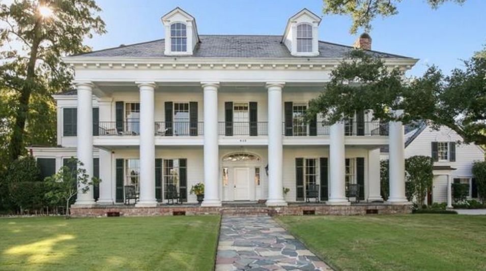$4.485 Million Colonial Home In Metairie, LA