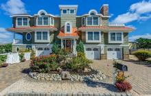 $2.1 Million Shingle & Stone Home In Brant Beach, NJ