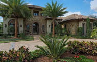 $5.995 Million Newly Built Waterfront Home In Naples, FL