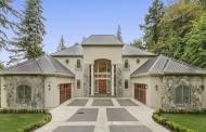 12,000 Square Foot Mansion In Sammamish, WA