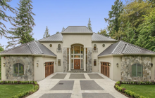 12,000 Square Foot Mansion In Sammamish, WA