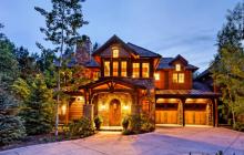 $4.595 Million Wood & Stone Home In Aspen, CO