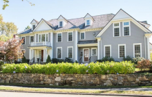 $3.695 Million Colonial Home In Wellesley, MA