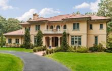 $2.995 Million Stucco Home In New Vernon, NJ