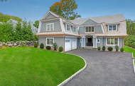 $3.985 Million Newly Built Shingle Home In Riverside, CT
