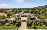 $4.595 Million Estate In Paradise Valley, AZ