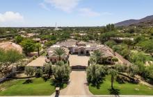 $4.595 Million Estate In Paradise Valley, AZ