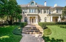 $15 Million Historic Brick Mansion In Dallas, TX