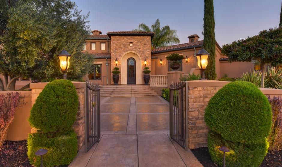 $2.9 Million Mediterranean Home In Granite Bay, CA
