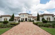 $3.1 Million Golf Club Home In Orlando, FL