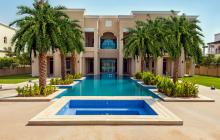 $17 Million Villa In Emirates Hills, Dubai