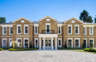£4.25 Million Newly Built Brick Home In Hampshire, England