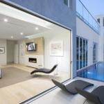 Master Bedroom & Pool